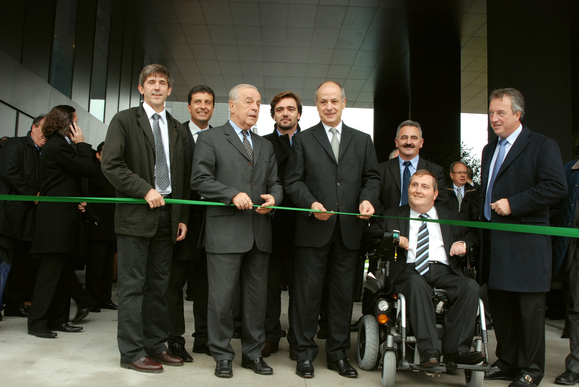 Inauguration Elca