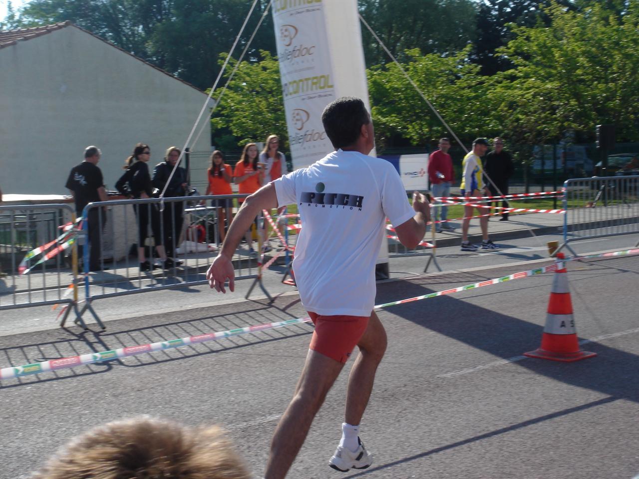 Course du CAB 1 mai 2011