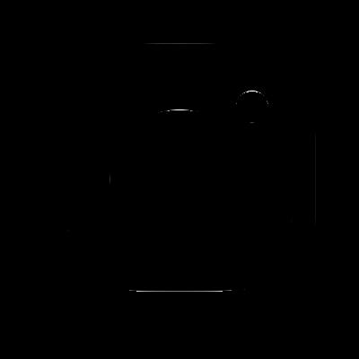 Logo instagram noir